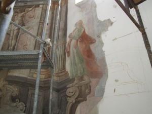 Rok 2006 Renowacja kaplicy von Oppersdorffów