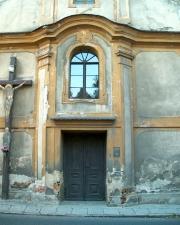 Rok 2009 Renowacja elewacji kościół św Mikołaja