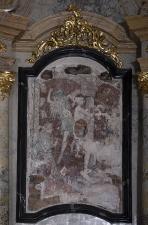 Rok 2017 prace konserwatorskie w południowej nawie bocznej kościoła parafialnego pw. św. Bartłomieja Apostoła_2